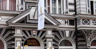 慕尼黑歌剧院酒店 - 慕尼黑 - 建筑