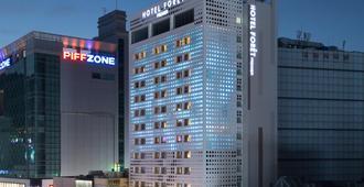 釜山南浦弗雷特尊贵酒店 - 釜山 - 建筑