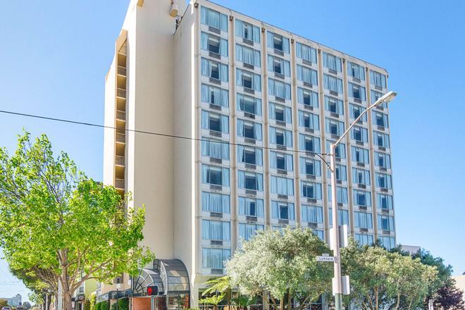 康福德海湾酒店 - 旧金山 - 建筑