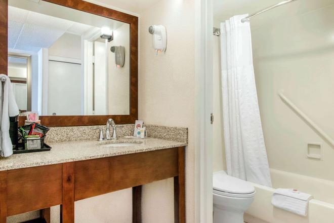 康福德海湾酒店 - 旧金山 - 浴室