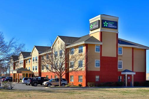 俄克拉荷马城机场美国长住酒店 - 奥克拉荷马市 - 建筑