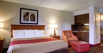 新布劳恩费尔斯罗德威旅馆 - 纽布朗费尔斯 - 睡房