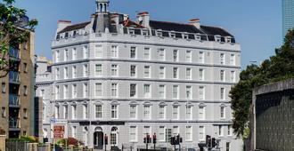 新洲际酒店 - 贝斯特韦斯特修尔住宿精选酒店 - 普里茅斯 - 建筑