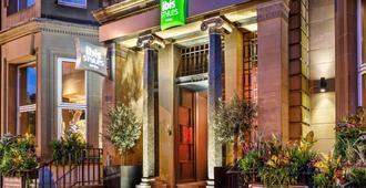 宜必思尚品爱丁堡中心圣安德鲁广场酒店 - 爱丁堡 - 建筑