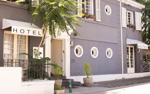唐圣地亚哥酒店-贝拉维斯塔 - 圣地亚哥 - 建筑