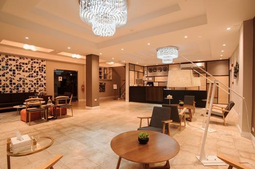 塞班天堂酒店 - 加拉班 - 大厅
