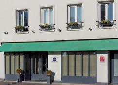 最佳西方巴黎拉德芳斯里弗斯酒店 - 库尔布瓦 - 建筑