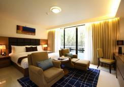 曼谷素坤逸奥克伍德公寓 - 曼谷 - 睡房