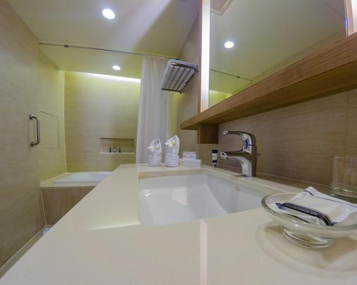 曼谷素坤逸奥克伍德公寓 - 曼谷 - 浴室