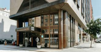 赫斯珀里亚维戈酒店 - 维戈 - 建筑