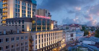 莫斯科帕维列茨美居酒店 - 莫斯科 - 建筑