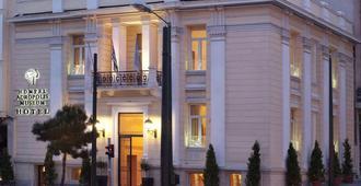卫城博物馆精品酒店 - 雅典 - 建筑
