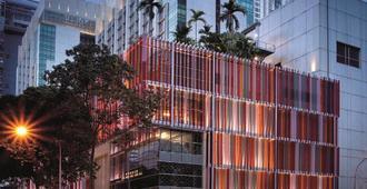 新加坡安国酒店 - 新加坡 - 建筑