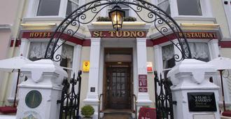 圣杜诺酒店 - 兰迪德诺 - 建筑