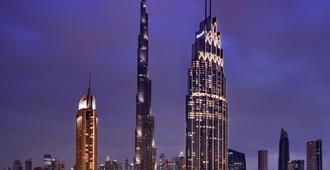 演说大道酒店 - 迪拜 - 客厅