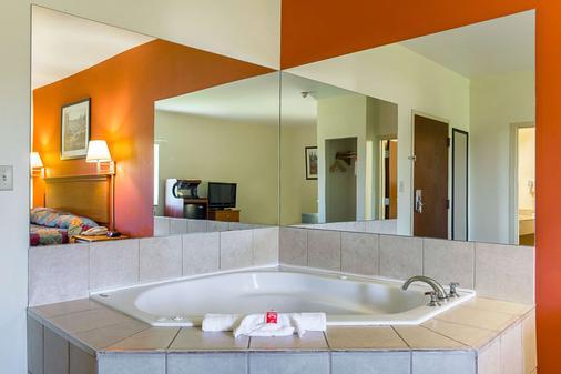 普里查德道北小石城伊克诺旅馆 - 北小石城 - 浴室