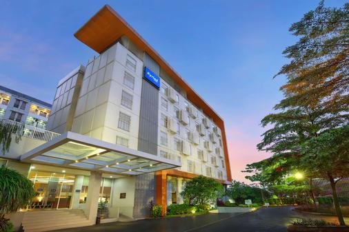 奇利亚雅加达机场酒店 - 当格浪 - 建筑