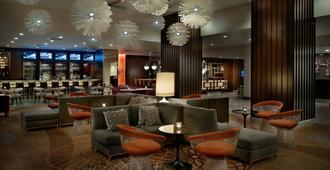 马里奥特酒店圣路易斯机场店 - 圣路易斯 - 休息厅