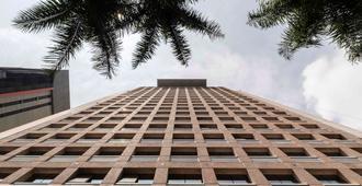 圣保罗贝拉维斯塔美居酒店 - 圣保罗 - 建筑