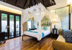 达苏梅岛海滩别墅度假村 - 苏梅岛 - 睡房