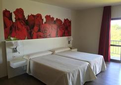 Hotel Santome - 桑亨霍 - 睡房
