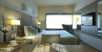 雷科莱塔大酒店 - 布宜诺斯艾利斯 - 睡房