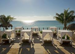 玛雅皇家海洋酒店 - 仅限成人 - 卡门海滩 - 户外景观