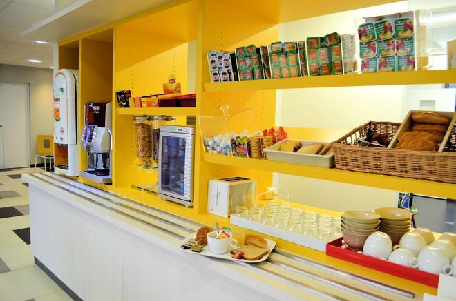 勒阿弗尔中心顶级经典酒店 - 勒阿弗尔 - 自助餐