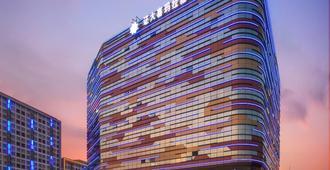 青岛证大喜玛拉雅酒店 - 青岛 - 建筑