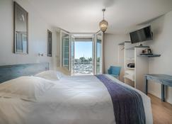 水兵酒店 - 拉罗谢尔 - 睡房