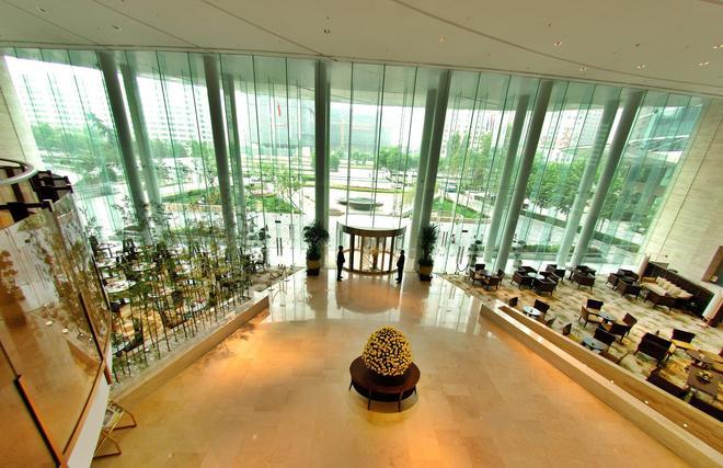 好苑建国酒店 - 北京 - 大厅