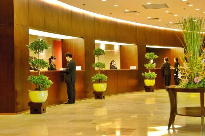 好苑建国酒店 - 北京 - 柜台