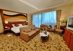 好苑建国酒店 - 北京 - 睡房