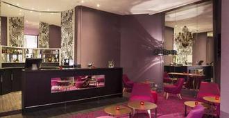 法兰西酒店 - 南特 - 酒吧