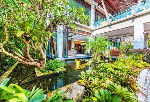 普吉岛温德姆海洋明珠酒店及度假村 - 芭东 - 户外景观