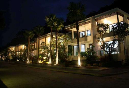 普吉岛温德姆海洋明珠酒店及度假村 - 芭东 - 建筑