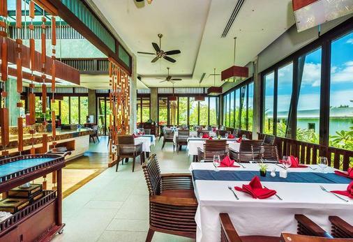 普吉岛温德姆海洋明珠酒店及度假村 - 芭东 - 餐馆