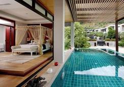 普吉岛温德姆海洋明珠酒店及度假村 - 芭东 - 睡房