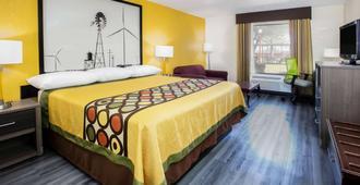 速8斯托克顿堡汽车旅馆 - 斯托克顿堡 - 睡房