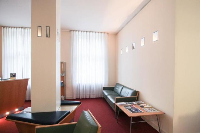 艾克谢尔斯普林格住宿加早餐旅馆 - 柏林 - 客厅