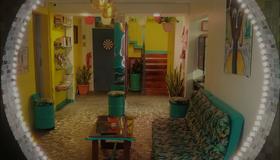 客制艺术青年旅舍 - 圣荷西 - 大厅