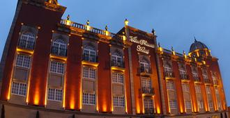 别墅公主酒店 - 墨西哥城 - 建筑
