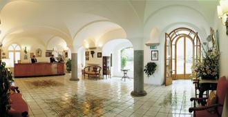 圣塔卡特林纳酒店 - 阿马尔菲 - 大厅