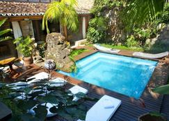卡萨特克萨 - 庄园酒店 - 帕拉蒂 - 游泳池