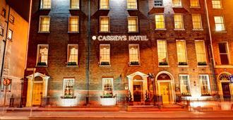 卡斯蒂斯酒店 - 都柏林 - 建筑