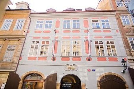金钥匙酒店 - 布拉格 - 建筑