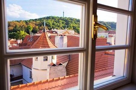 金钥匙酒店 - 布拉格 - 阳台