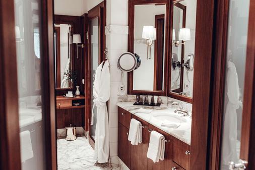 蒙切斯泰恩城堡酒店 - 萨尔茨堡 - 浴室