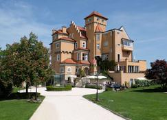 蒙切斯泰恩城堡酒店 - 萨尔茨堡 - 建筑