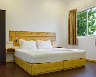 皇家珍珠旅馆 - 马富施 - 睡房